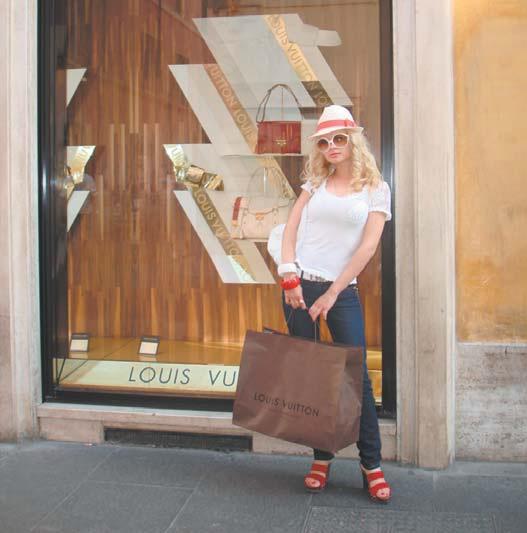 Римский шоппинг