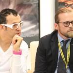 Карим Рашид и Игорь Черноголов - президент ГК Пенетрон-Россия