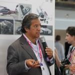 Мастер класс Оскара Пенья на Форуме промышленного дизайна