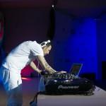 Всемирно известный промышленный дизайнер Карим Рашид  встал за диджейский пульт на INNOPROM PARTY.