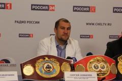 """Сергей Ковалев: """"Спорт – это моя работа"""""""