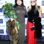 Татьяна Михалкова (справа)
