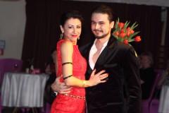 Lady in red в GallaDance GURU