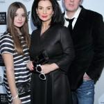 Александр и Екатерина Стриженовы с дочерью (2)