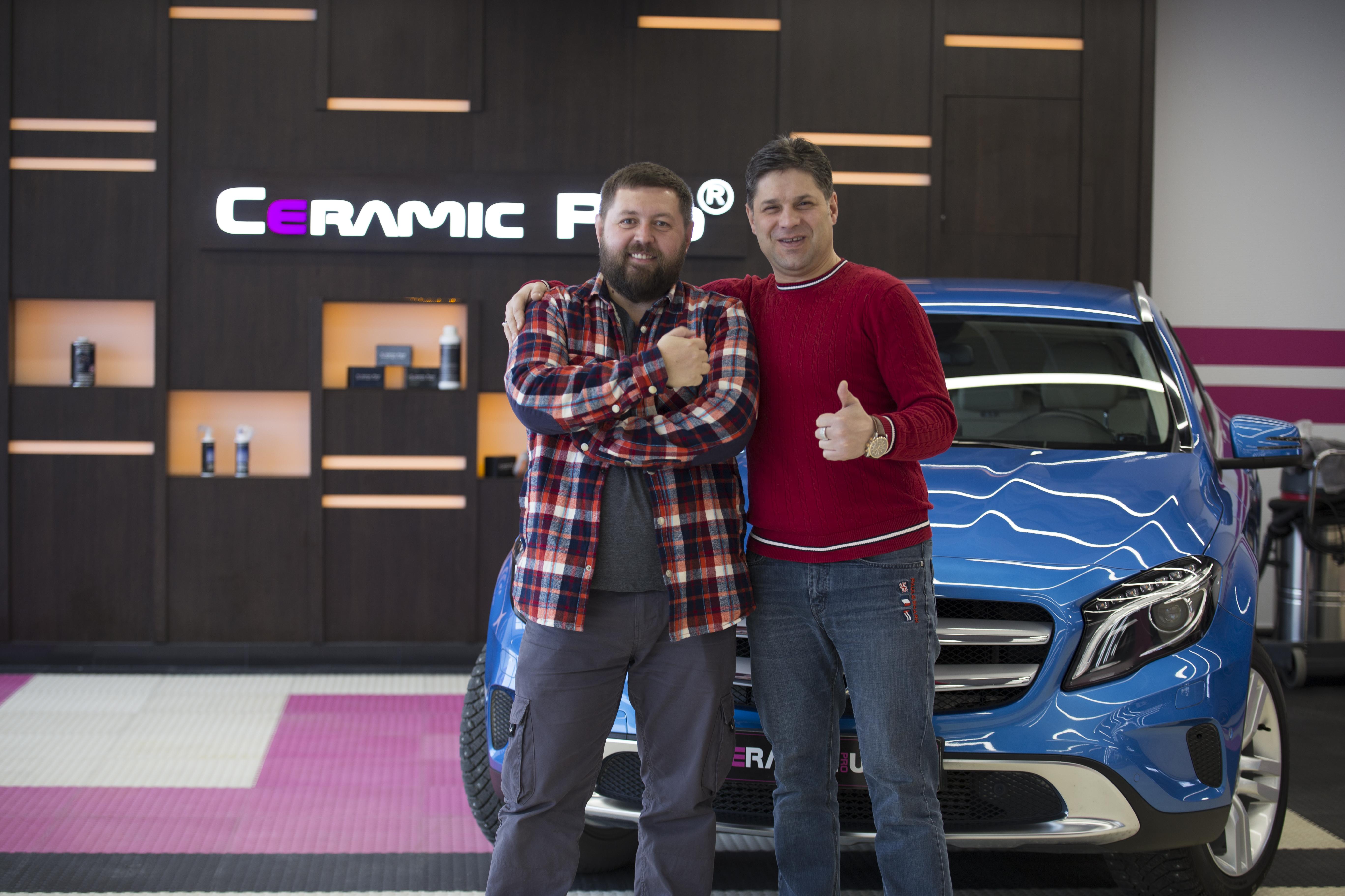 Борис Лебедев – директор авторизированного центра Ceramic Pro Ural в Екатеринбурге.