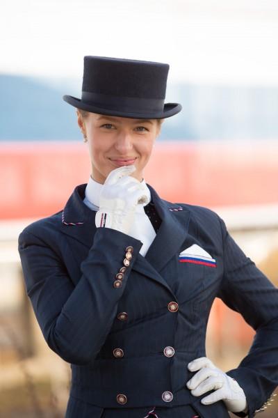 Марина Афрамеева, член сборной России по конному спорту_preview