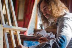Никас Сафронов: «Творчество и коммерция существуют параллельно»