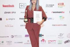 Шоу «Перезагрузка» наградили всероссийской женской премией